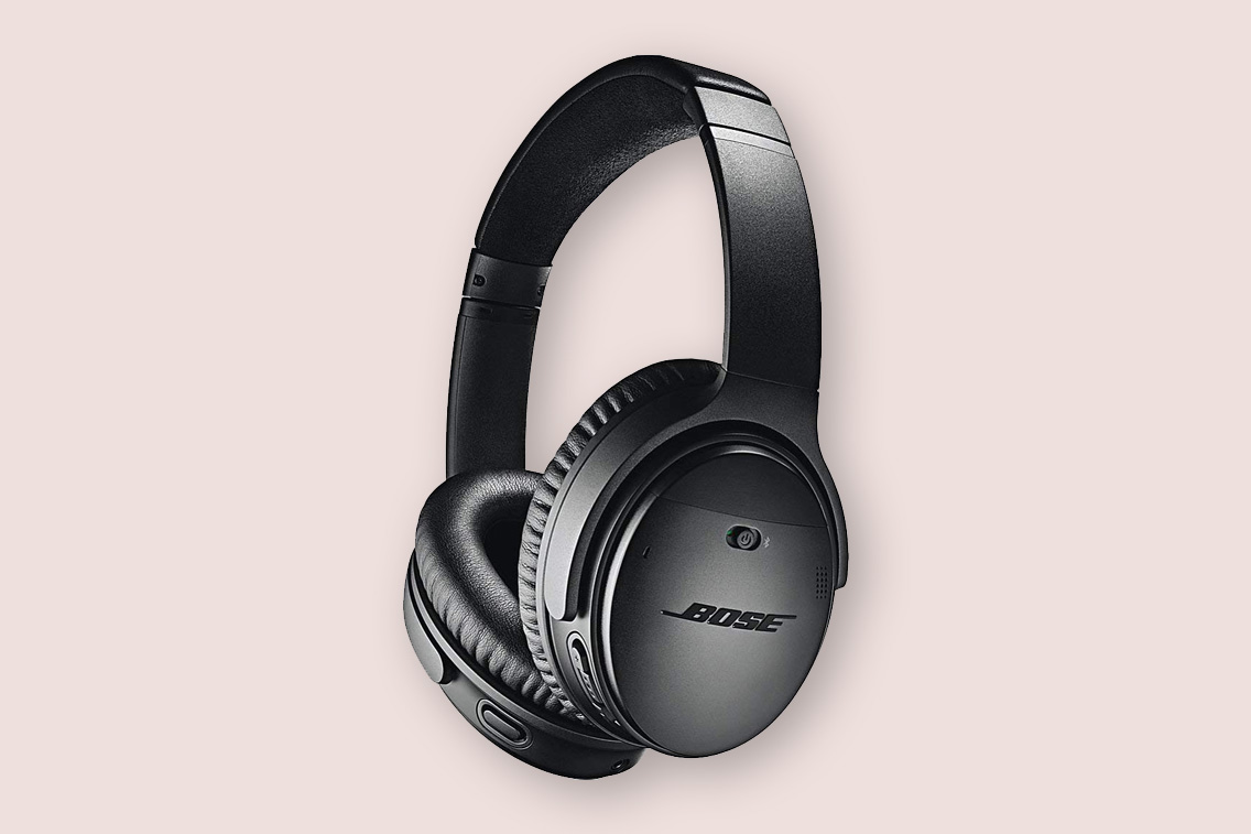 Bose QuietComfort 35 Series II Noise Cancelling Headphones - Black