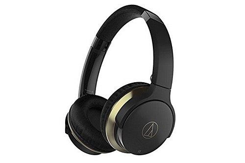 Audio Technica ATH-AR3BT Black Wireless Headphones