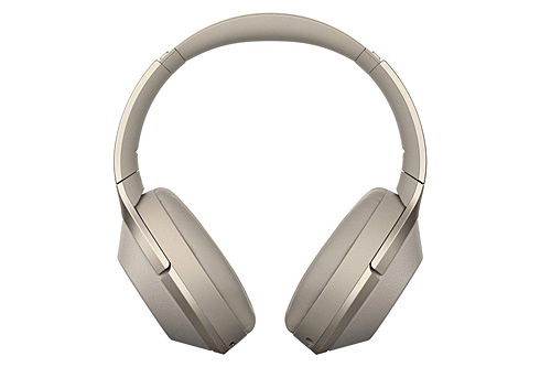 Sony WH-1000MX2 Gold Headphones