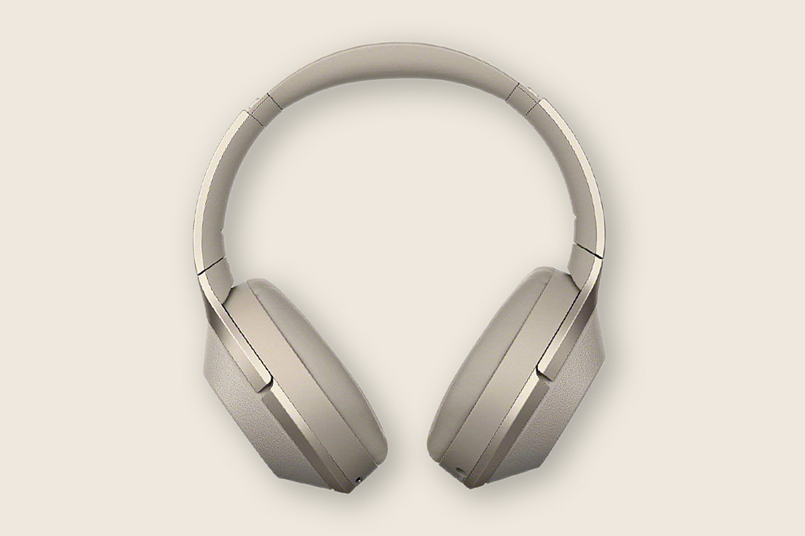 Sony WH-1000MX2 Noise Cancelling Wireless Headphones with Google Assistant