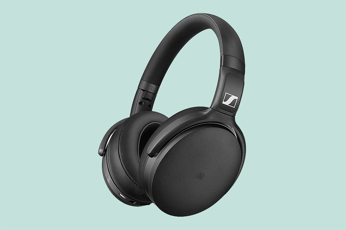 Sennheiser HD 4.50 Special Edition Matte Black Wireless Headphones