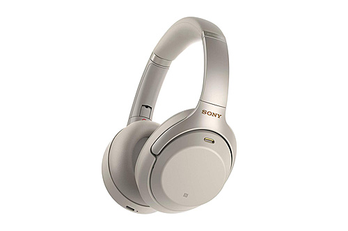 Sony WH-1000MX3 Silver Wireless Noise Cancelling Headphones