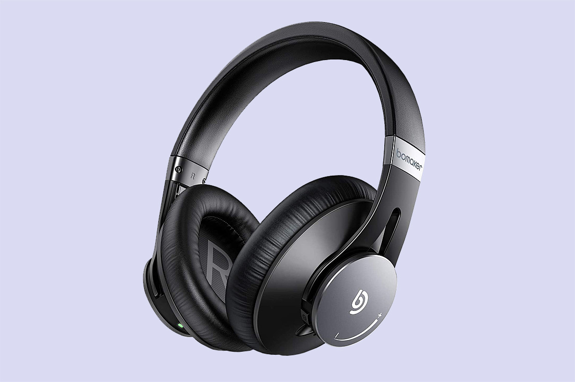 Bomaker headphones - Dolphin 1 - Wireless Active Noise Cancelling
