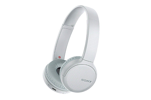 Sony WH-CH510 Wireless Headphones - White