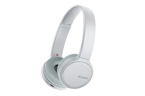 Sony WH-CH510 Wireless Headphones - White