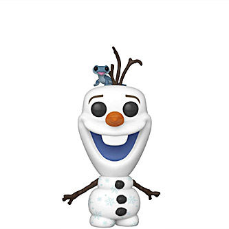 Funko Pop Disney Frozen 2 733 Olaf with Bruni