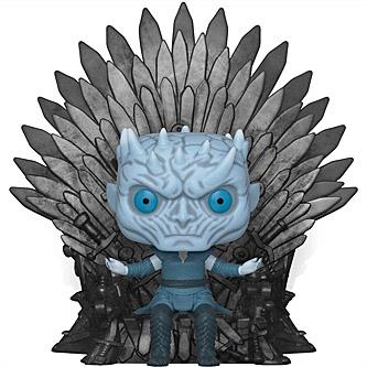 Funko Pop Game of Thrones 74 Night King on the Iron Throne