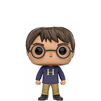 Funko Pop Harry Potter 27 Harry Potter 'H' Sweater