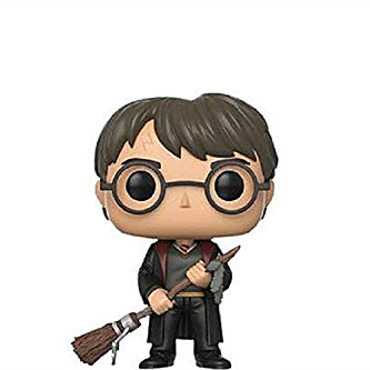 Funko Pop Harry Potter 51 Harry Potter Firebolt Broomstick