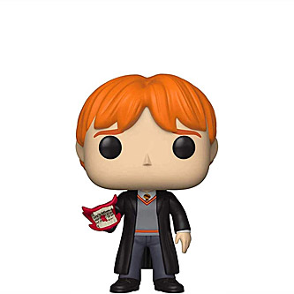 Funko Pop Harry Potter 71 Ron Weasley with Howler
