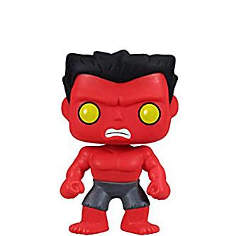Funko Pop Marvel 31 Red Hulk