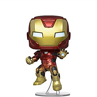 Funko Pop Marvel Avengers Gamerverse 634 Iron Man