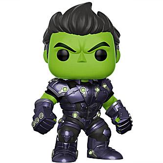 Funko Pop Marvel Future Light 336 Amadeus Cho as Hulk
