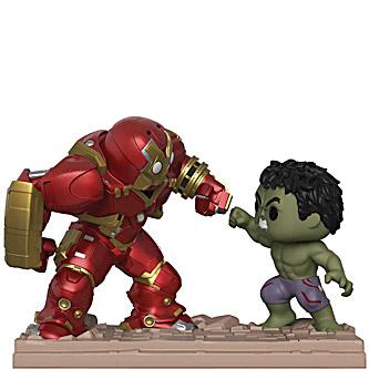 Funko Pop Marvel Studios 394 Hulkbuster vs Hulk Movie Moments