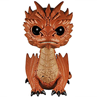 Funko Pop The Hobbit 124 Smaug Dragon