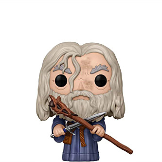 Funko Pop The Lord of the Rings 443 Gandalf
