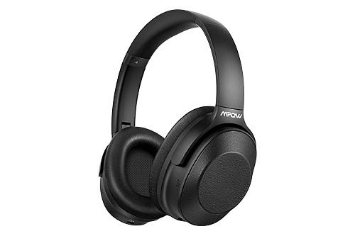 Mpow H12 ANC Headphones Black