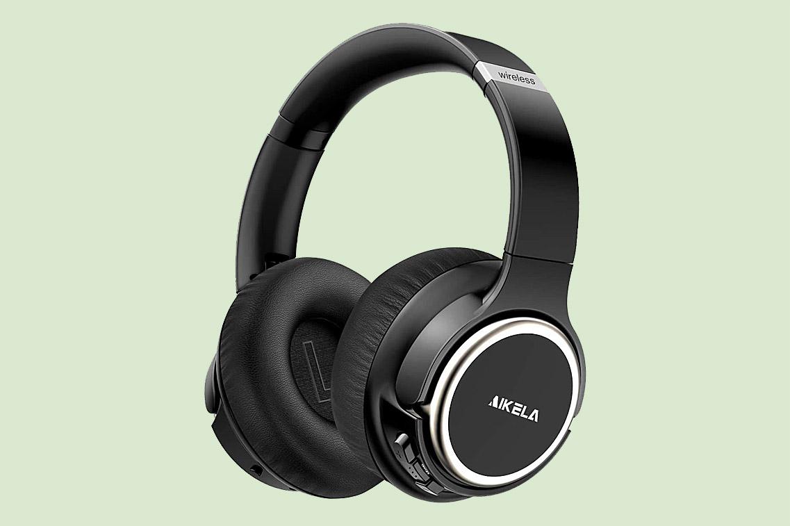 AIKELA A7 Active Noise Cancelling Headphones