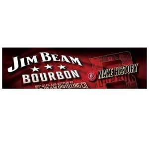 JIM BEAM - BAR RUNNER