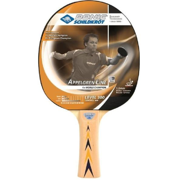 TABLE TENNIS BAT - DONIC SCHILDKROT - APPELGREN 300