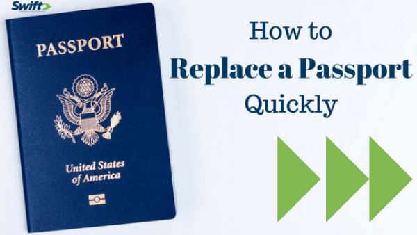 Replace Passport Quickly