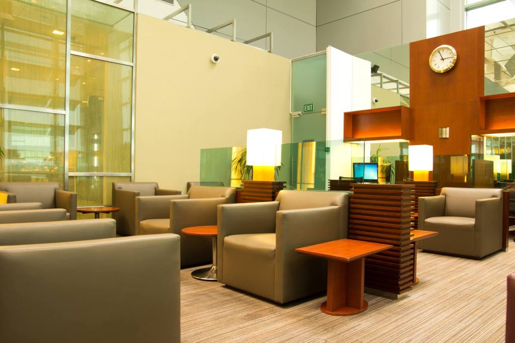 best airport lounges in the world
