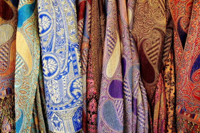 things to buy in india pashmina shawls
