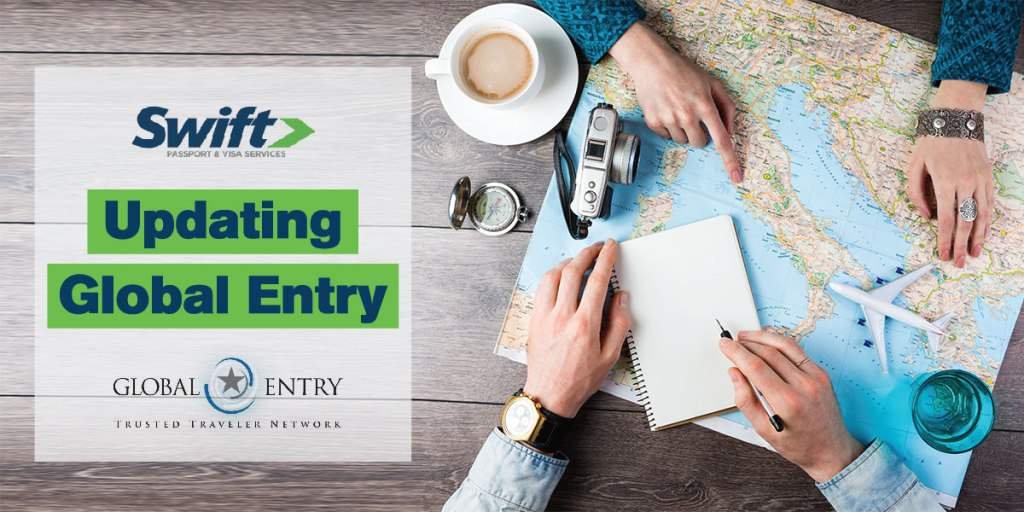 Updating Global Entry