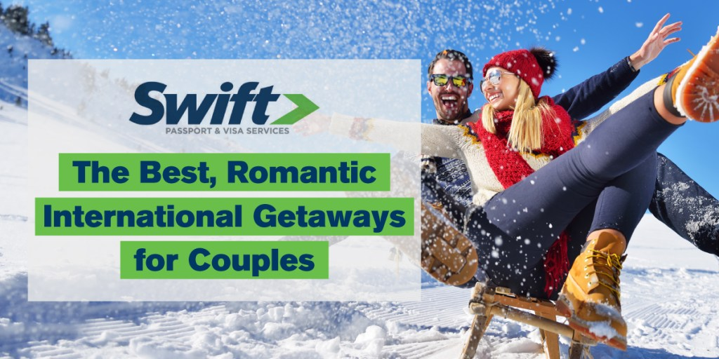 Best Romantic International Vacations