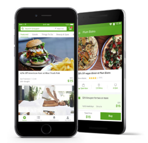 Groupon apps that pay you to shop