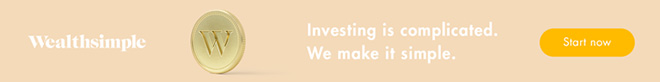 Wealthsimple - Get started with passive income investments