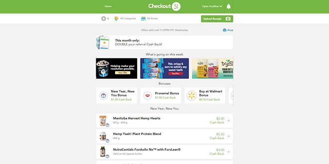 Checkout 51 website
