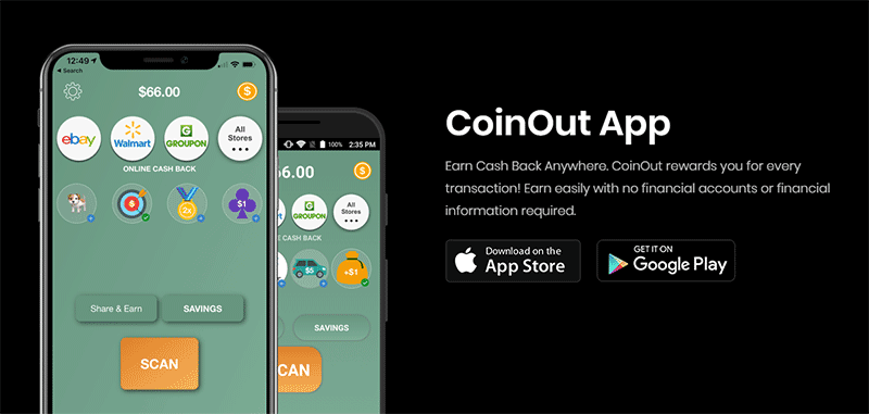 CoinOut app install