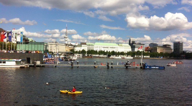 ITU World Triathlon Hamburg – Race report
