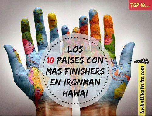 Finisher Ironman Hawai