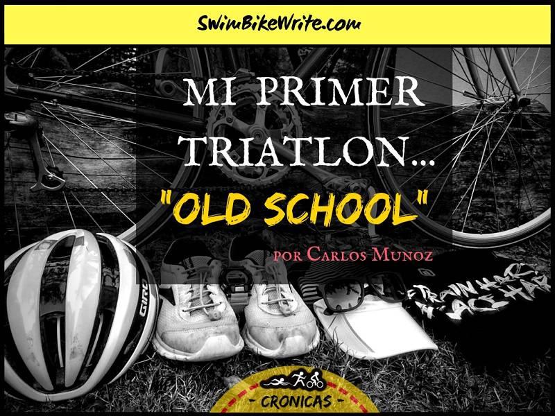 Triatlon old school