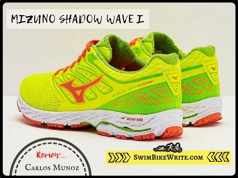 Mizuno Wave Shadow I review