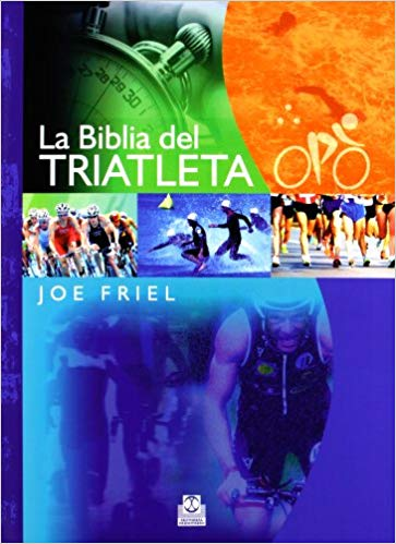 La biblia del triatleta libro Joe Friel