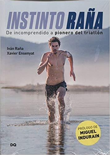 Raña instinto libro
