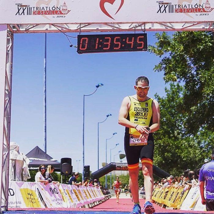 Triatlon Sevilla Fibrosis quistica