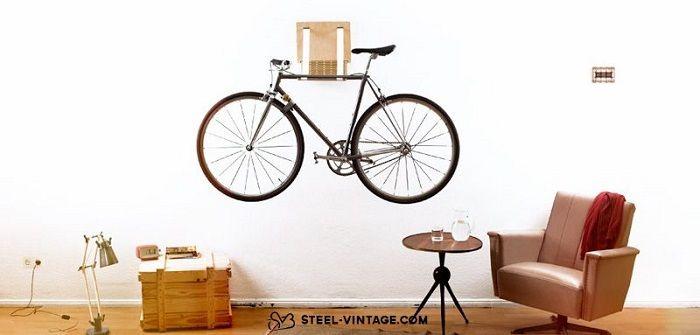como colgar bicicleta