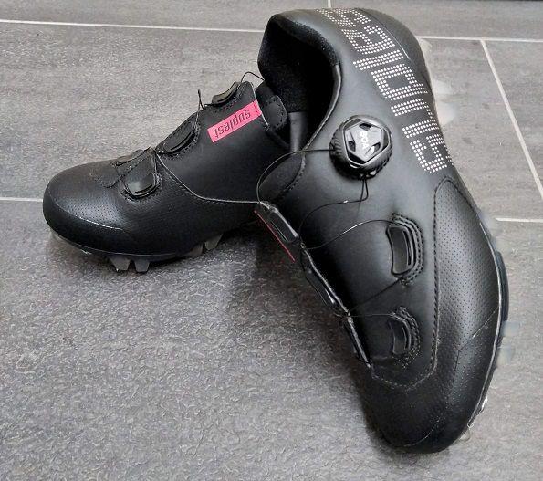 zapatillas de ciclismo suplest crosscountry edge+ sport
