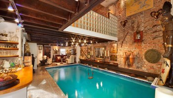 How About A Pool In Your Living Room