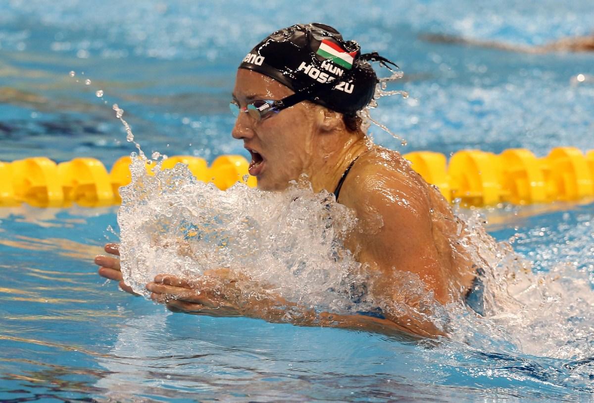 herning 2013 swimming live meet