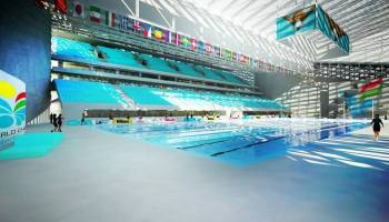 budapest mayor aquatics world championship could promote olympic bid - Olympic Swimming Pool 2017