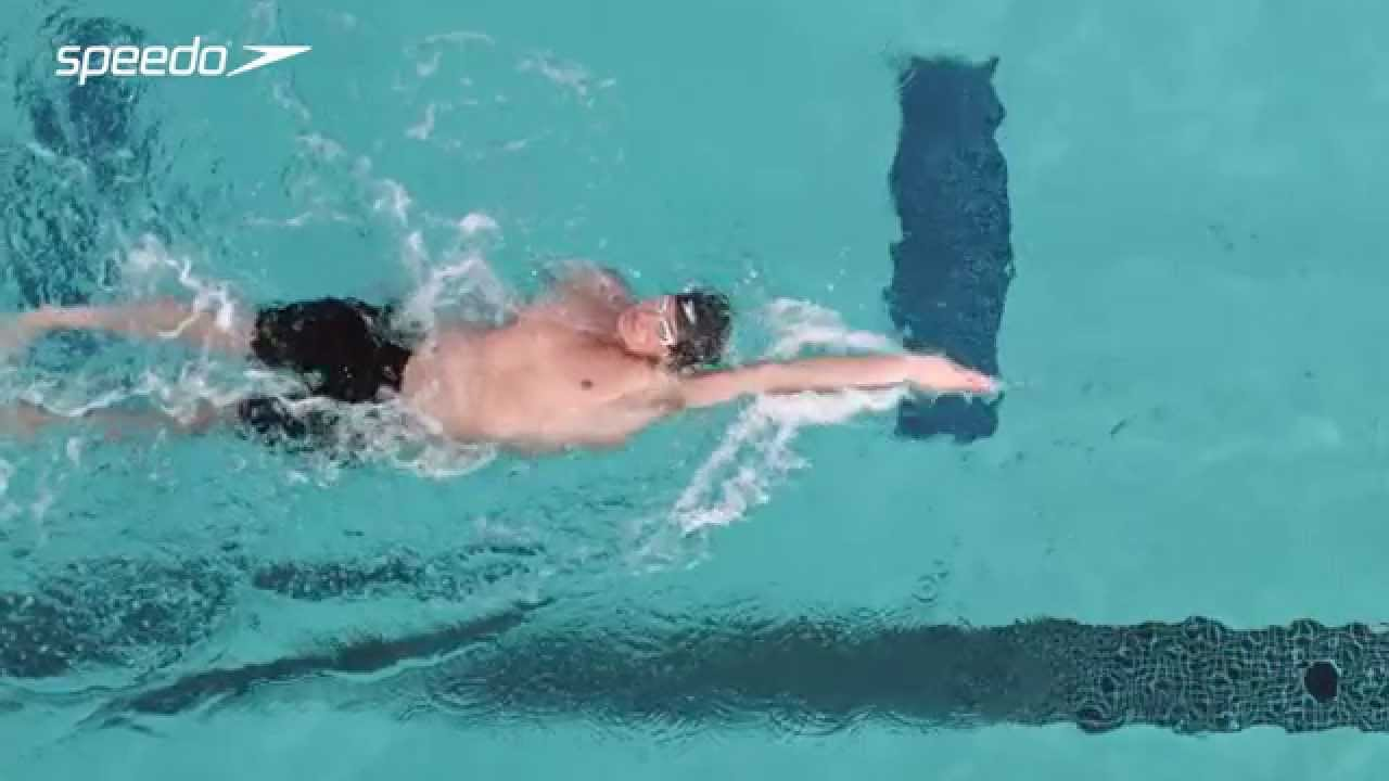 Sex position called the backstroke