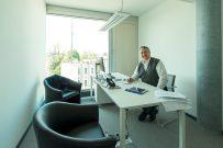 Paolo Barelli LEN President LEN new Office Opening Nyon Switzeland SUI 22 Mat 2015 Photo Giorgio Scala/Deepbluemedia
