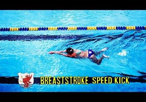 The Race Club Swimisodes – Breaststroke Kick – Speed Drill