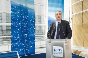 Paolo Barelli has been confirmed as LEN president for the next four years LEN 2016 Extraordinary Congress London, East Winter Garden, Canary Wharf Day 0 08-05-2016 Photo Giorgio Scala/Deepbluemedia/Insidefoto