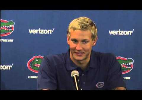 Gator swimmer headed to the Olympics